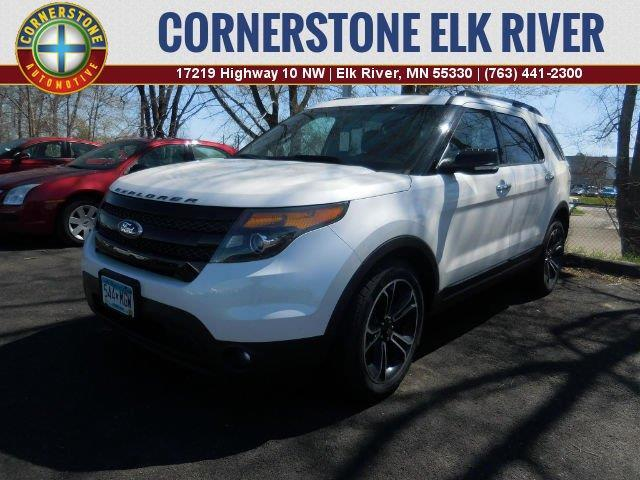2013 ford explorer sport awd sport 4dr suv for sale in otsego minnesota classified. Black Bedroom Furniture Sets. Home Design Ideas