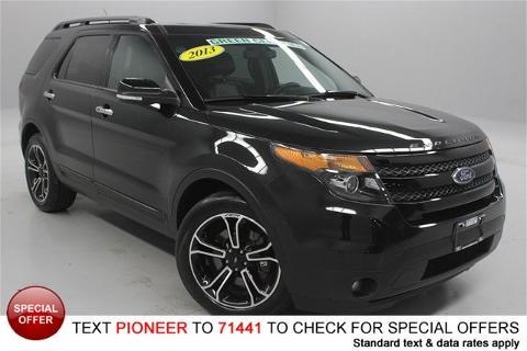 2013 ford explorer sport peoria il for sale in peoria illinois classified. Black Bedroom Furniture Sets. Home Design Ideas