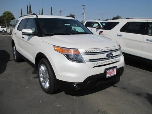 2013 Ford EXPLORER Sport Utility Limited for Sale in East