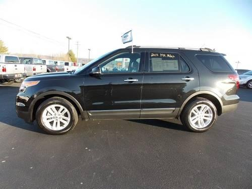 2013 ford explorer sport utility xlt for sale in sweetwater tennessee classified. Black Bedroom Furniture Sets. Home Design Ideas