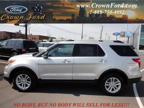 2013 ford explorer sport utility xlt for sale in nashville tennessee. Cars Review. Best American Auto & Cars Review