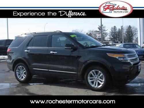 2013 ford explorer sport utility xlt for sale in rochester minnesota. Cars Review. Best American Auto & Cars Review