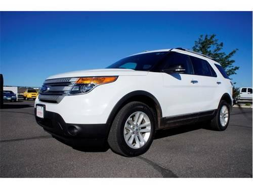 2013 ford explorer sport utility xlt for sale in colona colorado. Cars Review. Best American Auto & Cars Review