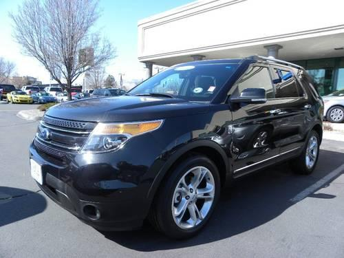2013 ford explorer suv 4wd 4dr limited for sale in reno nevada classified. Black Bedroom Furniture Sets. Home Design Ideas