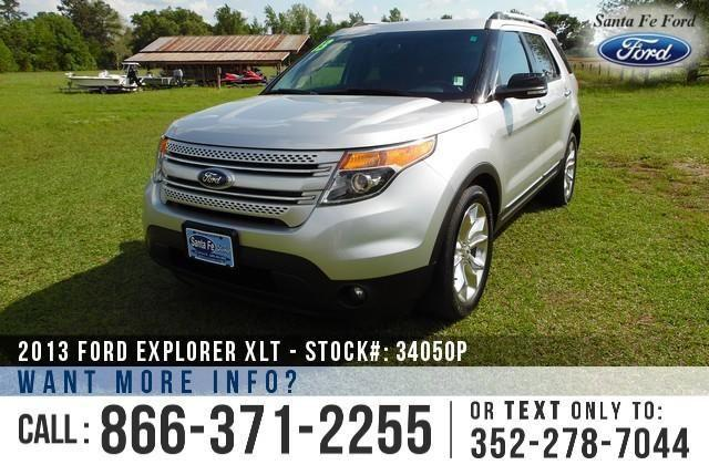 2013 Ford Explorer XLT - 17K Miles - Finance Here!