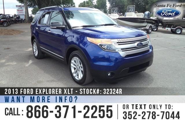 2013 Ford Explorer XLT - 38K Miles - Finance Here!