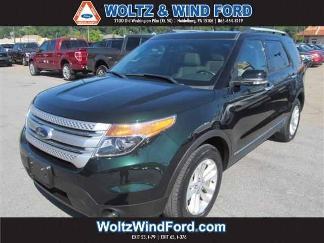 2013 ford explorer xlt awd xlt 4dr suv for sale in carnegie pennsylvania classified. Black Bedroom Furniture Sets. Home Design Ideas