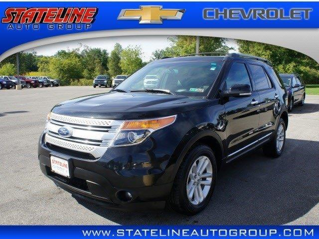 2013 ford explorer xlt awd xlt 4dr suv for sale in andover ohio classified. Black Bedroom Furniture Sets. Home Design Ideas