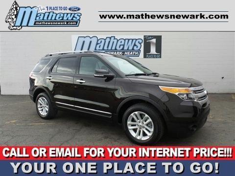 2013 ford explorer xlt heath oh for sale in newark ohio classified. Black Bedroom Furniture Sets. Home Design Ideas