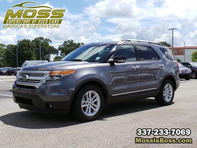 2013 ford explorer xlt xlt 4dr suv for sale in lafayette louisiana classified. Black Bedroom Furniture Sets. Home Design Ideas