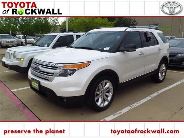 2013 ford explorer xlt xlt 4dr suv for sale in rockwall texas classified. Black Bedroom Furniture Sets. Home Design Ideas