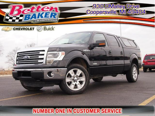 2013 ford f 150 4x4 fx4 4dr supercrew styleside 6 5 ft sb for sale in coopersville michigan. Black Bedroom Furniture Sets. Home Design Ideas