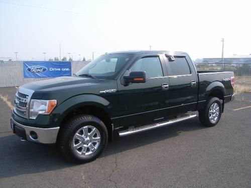 2013 Ford F 150 4x4 Supercrew Cab Styleside For Sale In