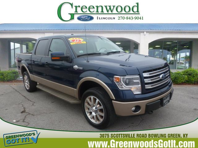 Bruce Walters Ford >> 2013 Ford F-150 Bowling Green, KY for Sale in Bowling Green, Kentucky Classified ...