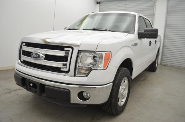 2013 Ford F-150 FX2 4x2 FX2 4dr SuperCrew Styleside 5.5