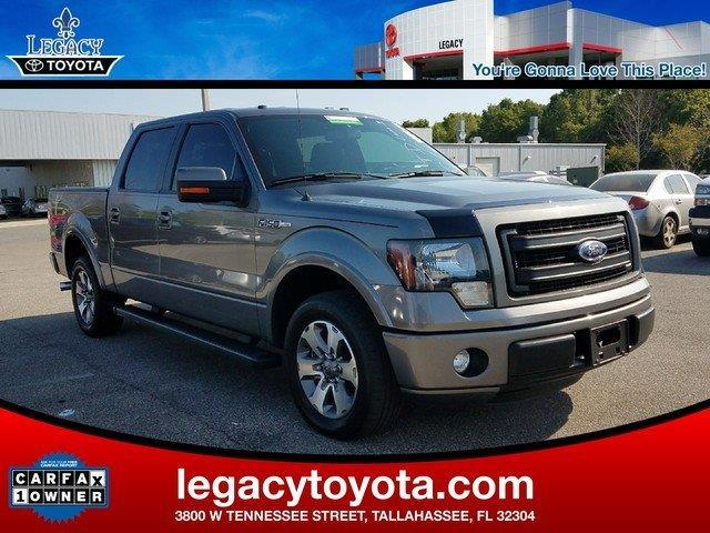 2013 ford f 150 fx2 4x2 fx2 4dr supercrew styleside 5 5 ft sb for sale in tallahassee florida. Black Bedroom Furniture Sets. Home Design Ideas