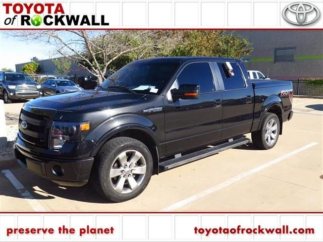2013 ford f 150 fx2 4x2 fx2 4dr supercrew styleside 5 5 ft sb for sale in rockwall texas. Black Bedroom Furniture Sets. Home Design Ideas