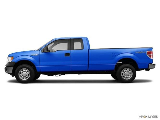 2013 Ford F-150 FX4 4x4 FX4 4dr SuperCab Styleside 6.5