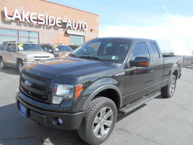 2013 Ford F 150 Fx4 4x4 Fx4 4dr Supercab Styleside 6 5 Ft