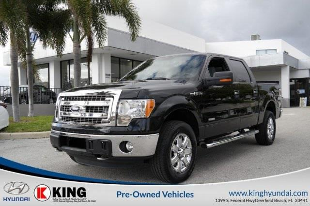 2013 Ford F-150 FX4 4x4 FX4 4dr SuperCrew Styleside 5.5