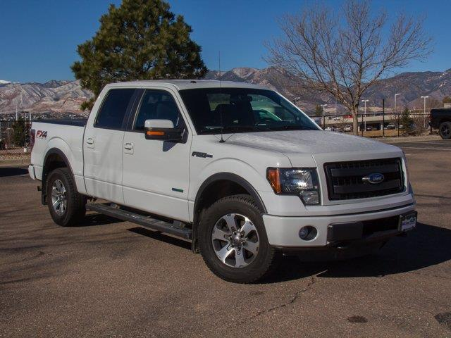 2013 ford f 150 fx4 4x4 fx4 4dr supercrew styleside 5 5 ft sb for sale in colorado springs. Black Bedroom Furniture Sets. Home Design Ideas
