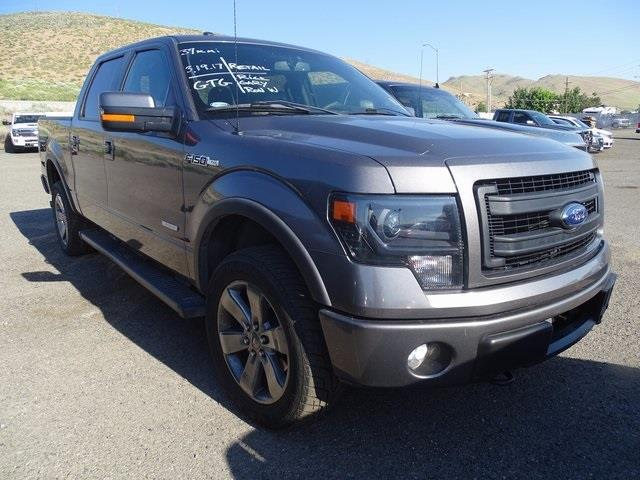 2013 ford f 150 fx4 4x4 fx4 4dr supercrew styleside 5 5 ft sb for sale in carson city nevada. Black Bedroom Furniture Sets. Home Design Ideas