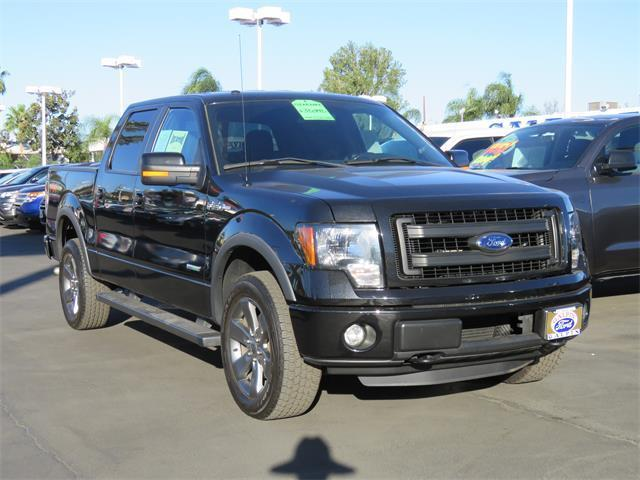 2013 Ford F-150 FX4 4x4 FX4 4dr SuperCrew Styleside 6.5