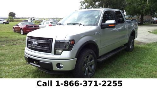 2013 Ford F-150 FX4 - Leather Seats - Sunroof