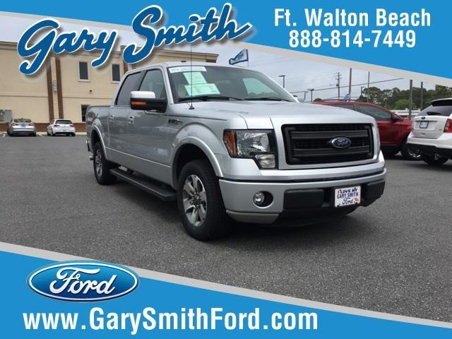 2013 Ford F-150 King Ranch 4x2 King Ranch 4dr SuperCrew