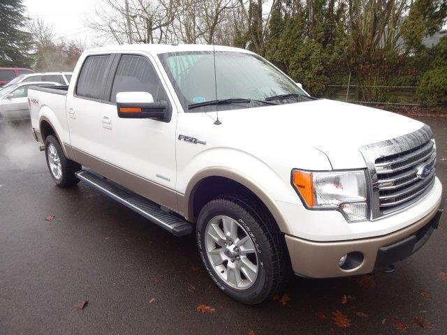 2013 Ford F-150 King Ranch 4x4 King Ranch 4dr SuperCrew