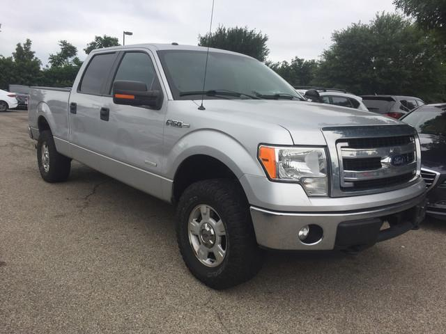 2013 Ford F 150 King Ranch 4x4 King Ranch 4dr Supercrew Styleside 5 5 Ft Sb For Sale In Austin