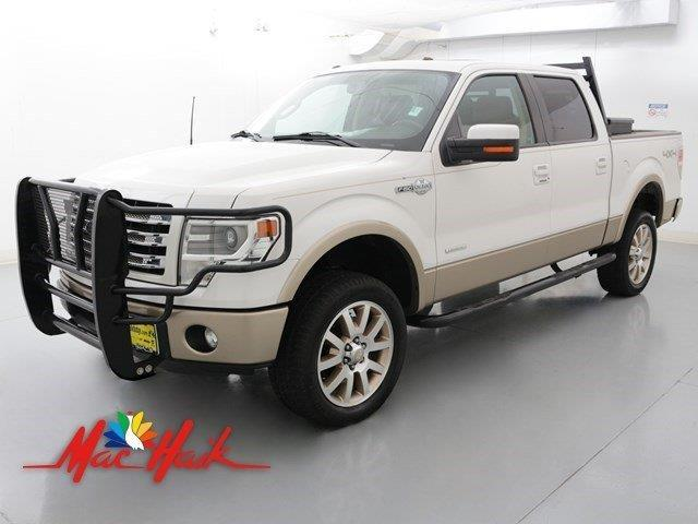 2013 Ford F 150 King Ranch 4x4 King Ranch 4dr Supercrew Styleside 6 5 Ft Sb For Sale In Killeen