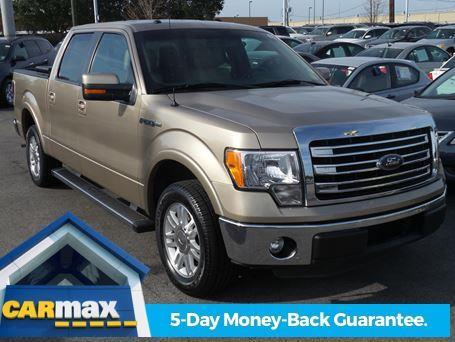 2013 Ford F-150 Lariat 4x2 Lariat 4dr SuperCrew