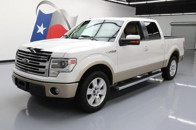 2013 ford f 150 lariat 4x2 lariat 4dr supercrew styleside 5 5 ft sb for sale in houston texas. Black Bedroom Furniture Sets. Home Design Ideas