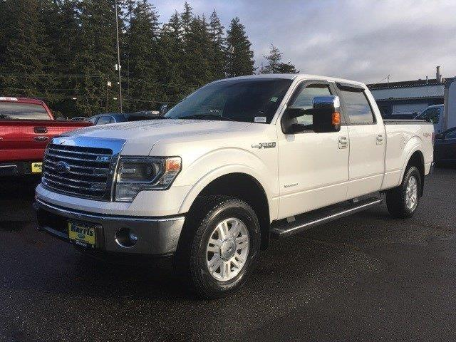 2013 ford f 150 lariat 4x4 lariat 4dr supercrew styleside 5 5 ft sb for sale in everett. Black Bedroom Furniture Sets. Home Design Ideas