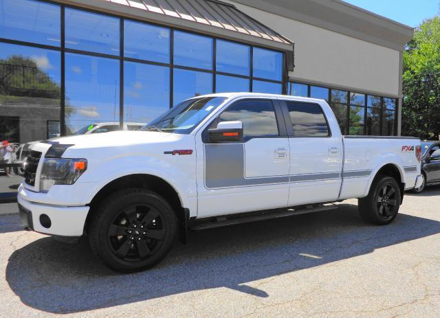 2013 ford f 150 lariat 4x4 lariat 4dr supercrew styleside 5 5 ft sb for sale in edgemere. Black Bedroom Furniture Sets. Home Design Ideas