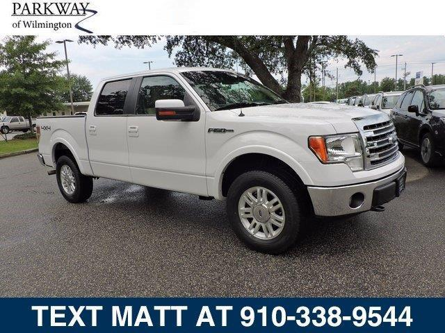 2013 ford f 150 lariat 4x4 lariat 4dr supercrew styleside 5 5 ft sb for sale in wilmington. Black Bedroom Furniture Sets. Home Design Ideas