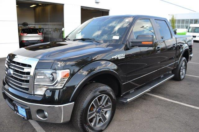 2013 ford f 150 lariat 4x4 lariat 4dr supercrew styleside 5 5 ft sb for sale in marysville. Black Bedroom Furniture Sets. Home Design Ideas