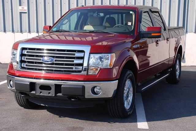 2013 ford f 150 lariat 4x4 lariat 4dr supercrew styleside 6 5 ft sb for sale in blades. Black Bedroom Furniture Sets. Home Design Ideas