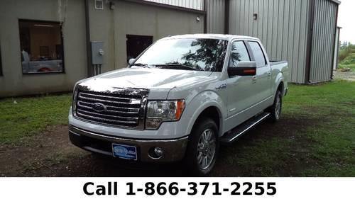 2013 Ford F-150 Lariat - EcoBoost - Leather Seats