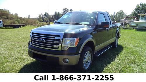 2013 Ford F-150 Lariat - Leather Seats - Backup Cam