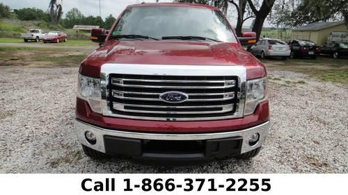 2013 Ford F-150 Lariat - Leather Seats - Touch Screen