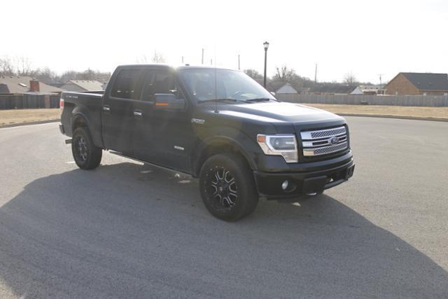 2013 ford f 150 limited 4x4 limited 4dr supercrew styleside 5 5 ft sb for sale in bartlesville. Black Bedroom Furniture Sets. Home Design Ideas