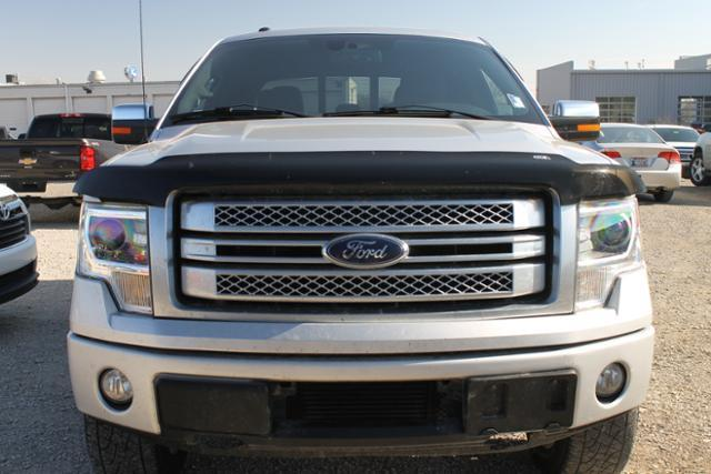 2013 Ford F-150 Platinum 4x4 Platinum 4dr SuperCrew