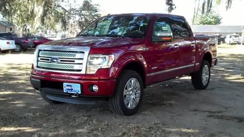 2013 ford f 150 platinum for sale in alachua florida classified. Black Bedroom Furniture Sets. Home Design Ideas