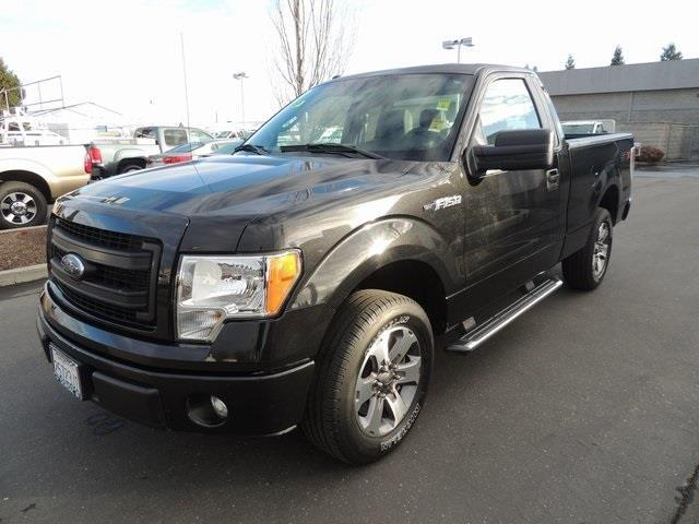 2013 ford f 150 stx 4x2 stx 2dr regular cab styleside 6 5 ft sb for sale in tierra buena. Black Bedroom Furniture Sets. Home Design Ideas