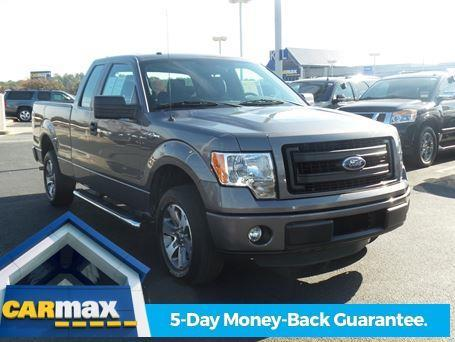 2013 ford f 150 stx 4x2 stx 4dr supercab styleside 6 5 ft sb for sale in pineville north. Black Bedroom Furniture Sets. Home Design Ideas