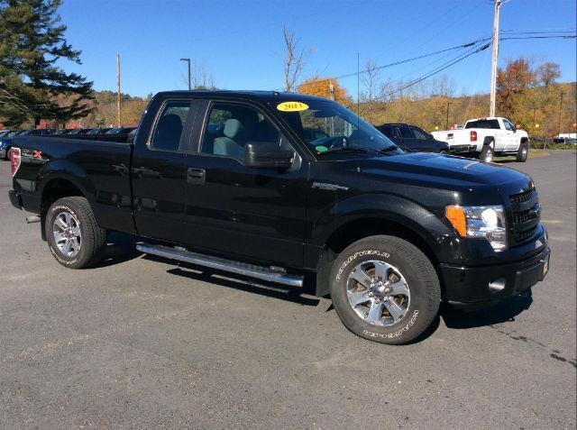 2013 ford f 150 stx 4x4 stx 4dr supercab styleside 6 5 ft sb for sale in montpelier vermont. Black Bedroom Furniture Sets. Home Design Ideas