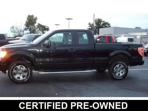 2013 ford f 150 stx kent oh for sale in kent ohio classified. Black Bedroom Furniture Sets. Home Design Ideas