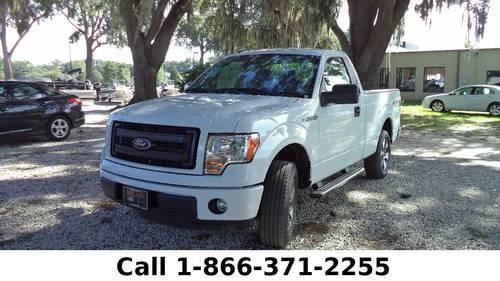 2013 ford f 150 stx running boards flex fuel for sale in alachua florida classified. Black Bedroom Furniture Sets. Home Design Ideas